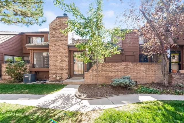 2685 S Dayton Way #354, Denver, CO 80231 (#4451297) :: 5281 Exclusive Homes Realty