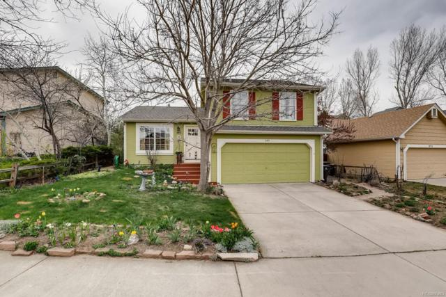 385 Eisenhower Drive, Louisville, CO 80027 (#4451613) :: The Peak Properties Group