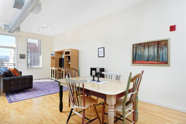 4383 Tennyson Street 2H, Denver, CO 80212 (#4451806) :: 5281 Exclusive Homes Realty