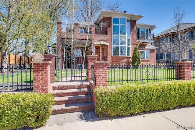 1220 S Gilpin Street, Denver, CO 80210 (MLS #4451920) :: The Sam Biller Home Team
