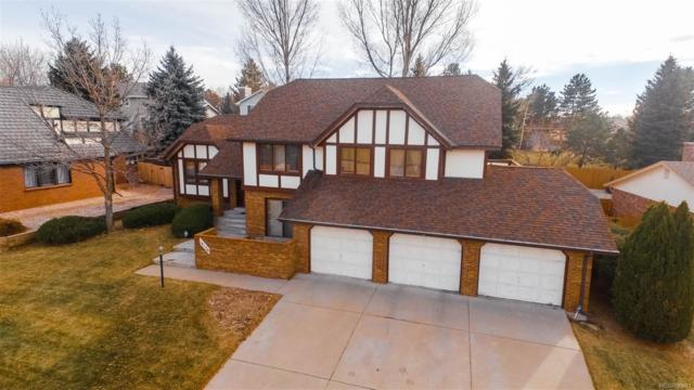 14130 E Saratoga Place, Aurora, CO 80015 (#4451949) :: The Galo Garrido Group