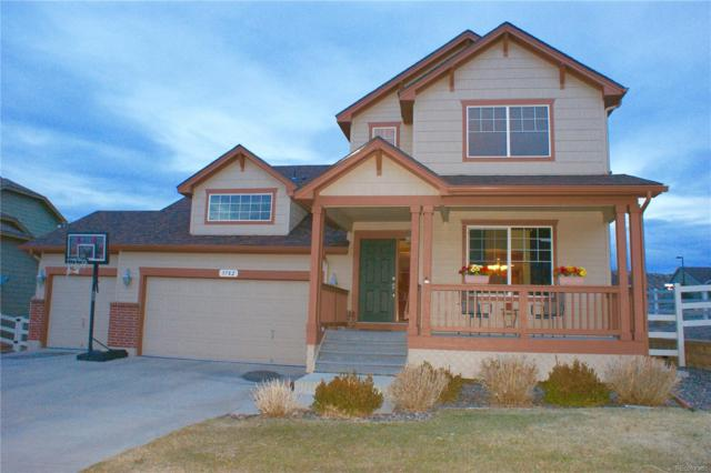 3782 Deer Valley Drive, Castle Rock, CO 80104 (#4453007) :: The Heyl Group at Keller Williams