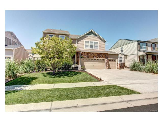 10153 Fairplay Street, Commerce City, CO 80022 (MLS #4453043) :: 8z Real Estate