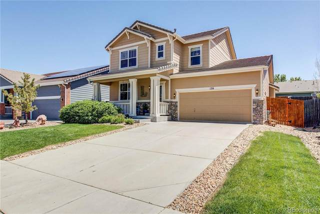 126 Pioneer Place, Brighton, CO 80601 (#4453100) :: The Peak Properties Group