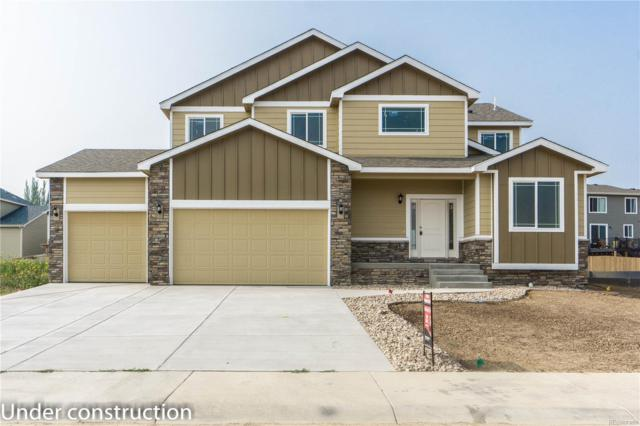 3114 Dunbar Way, Johnstown, CO 80534 (#4453326) :: The City and Mountains Group