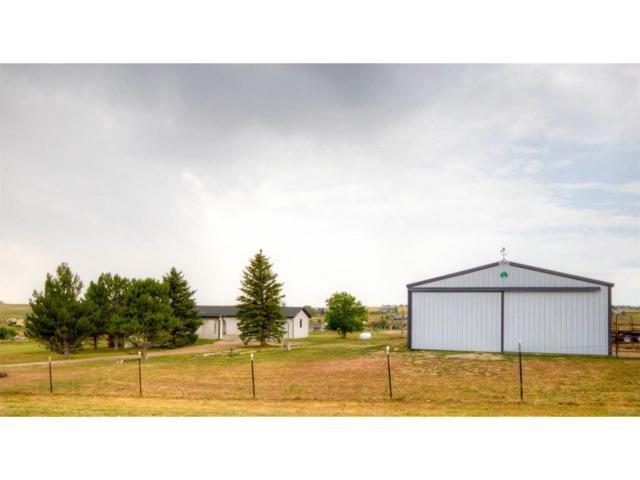 8750 Lariat Loop, Elizabeth, CO 80107 (MLS #4453330) :: 8z Real Estate