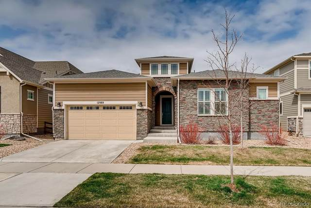 12989 W 73rd Place, Arvada, CO 80005 (#4453351) :: The Dixon Group