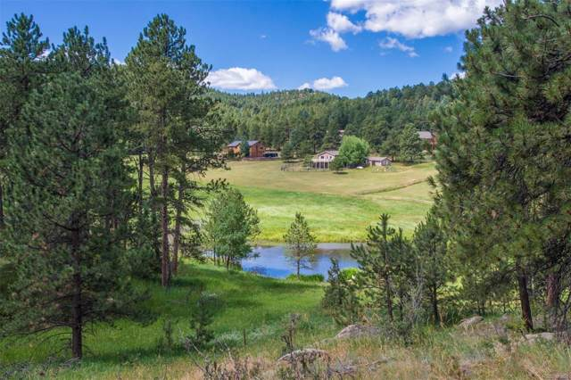 TBD Lot 12, 27 & 28 Cragmont Drive, Evergreen, CO 80439 (MLS #4453650) :: Bliss Realty Group