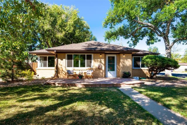 1795 Quince Street, Denver, CO 80220 (MLS #4453775) :: Kittle Real Estate