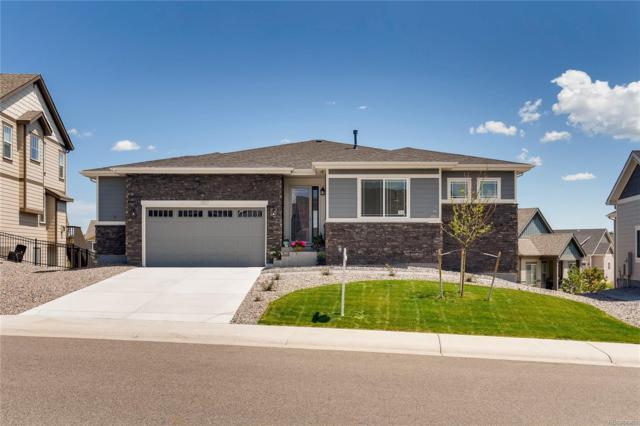 1327 Bonnyton Place, Castle Rock, CO 80104 (#4453882) :: Bring Home Denver with Keller Williams Downtown Realty LLC