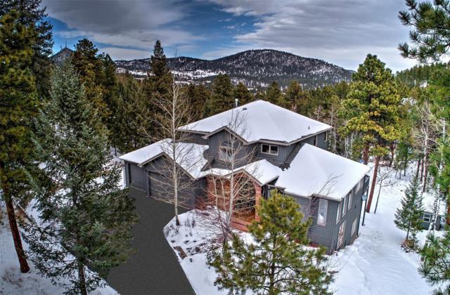 7374 Plowsher Way, Morrison, CO 80465 (MLS #4454029) :: 8z Real Estate