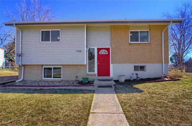 796 S Owens Court, Lakewood, CO 80226 (#4454335) :: Relevate | Denver