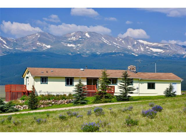 515 Valley Road, Leadville, CO 80461 (MLS #4454595) :: 8z Real Estate