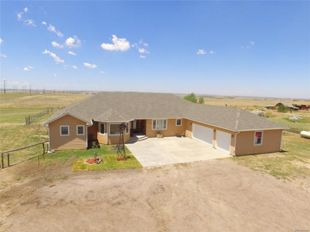 4225 S County Road 193, Byers, CO 80103 (#4454967) :: The Galo Garrido Group