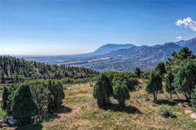 3610 Twisted Oak Circle, Colorado Springs, CO 80904 (#4455043) :: The Margolis Team