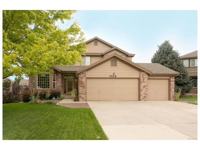 7413 S Curtice Court, Littleton, CO 80120 (MLS #4455611) :: 8z Real Estate