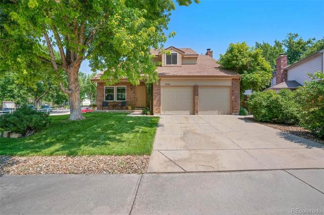9530 W 82nd Place, Arvada, CO 80005 (#4455619) :: The Colorado Foothills Team | Berkshire Hathaway Elevated Living Real Estate