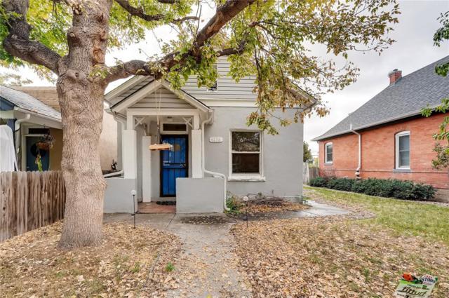 4236 Lipan Street, Denver, CO 80211 (MLS #4455662) :: Kittle Real Estate
