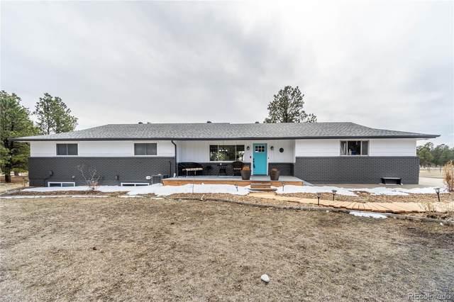 10275 Burgess Road, Colorado Springs, CO 80908 (MLS #4455687) :: 8z Real Estate