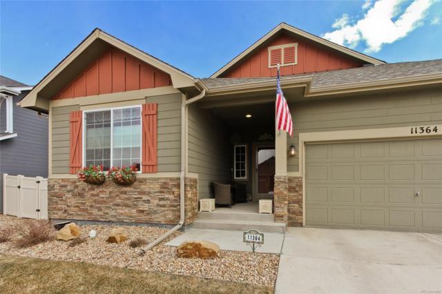 11364 Charles Street, Firestone, CO 80504 (#4455714) :: Compass Colorado Realty