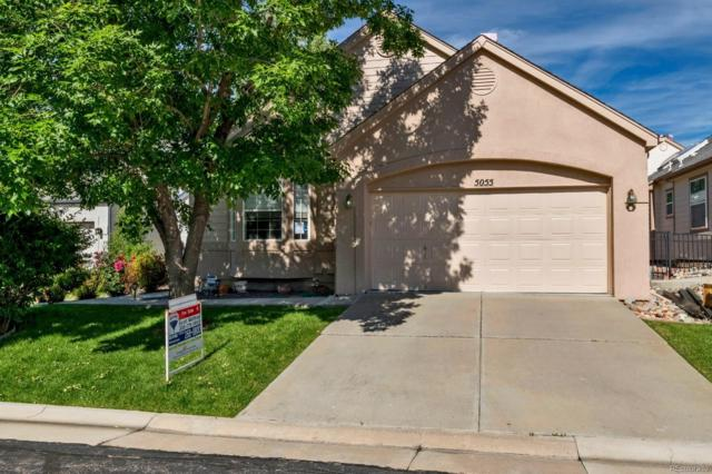 5055 S Newcombe Court, Littleton, CO 80127 (MLS #4455854) :: 8z Real Estate
