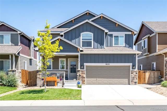 9772 Eagle Creek Circle, Commerce City, CO 80022 (MLS #4456185) :: 8z Real Estate