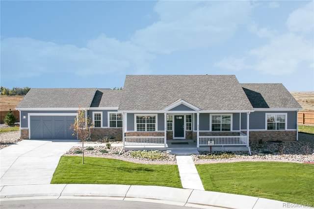 56131 E 24th Avenue, Strasburg, CO 80136 (MLS #4456334) :: 8z Real Estate