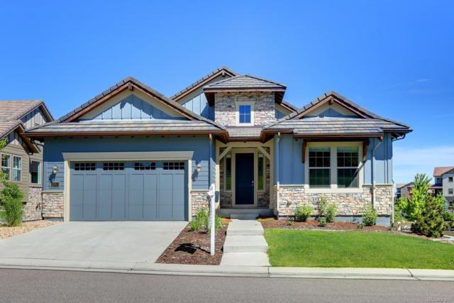 10741 Timberdash Avenue, Highlands Ranch, CO 80126 (#4456400) :: The HomeSmiths Team - Keller Williams