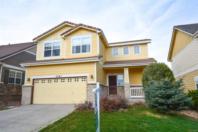 3595 Brushwood Drive, Castle Rock, CO 80109 (#4456425) :: Wisdom Real Estate