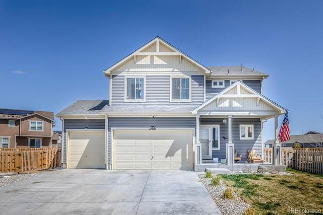 12981 E 108th Way, Commerce City, CO 80022 (MLS #4456524) :: 8z Real Estate