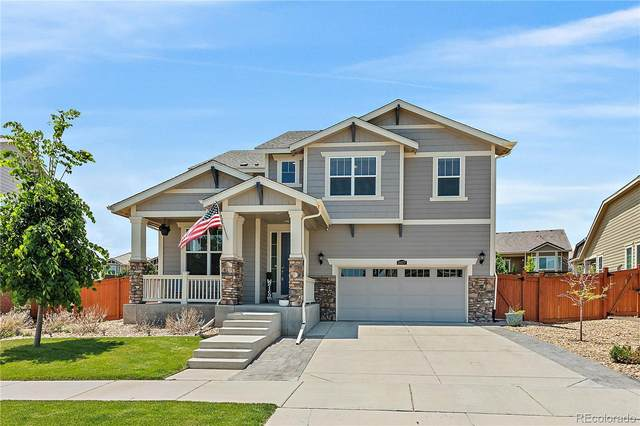 10077 Isle Circle, Parker, CO 80134 (#4456553) :: The DeGrood Team