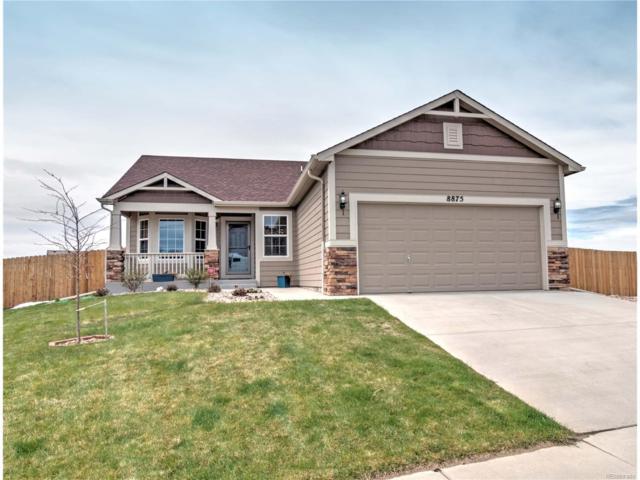 8875 Canary Circle, Colorado Springs, CO 80908 (MLS #4456610) :: 8z Real Estate