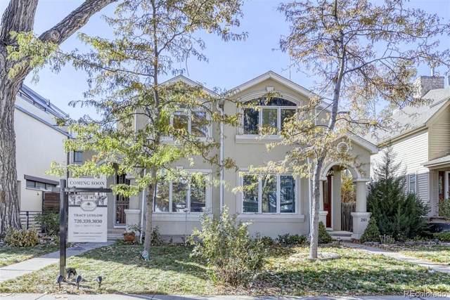 259 Harrison Street, Denver, CO 80206 (MLS #4456753) :: 8z Real Estate