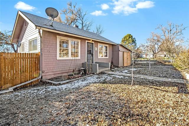 3901 Harrison Avenue, Wellington, CO 80549 (MLS #4456812) :: 8z Real Estate