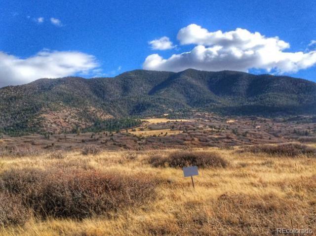 Lot 10 Yellowstone Creek Ranch, La Veta, CO 81055 (#4456861) :: Compass Colorado Realty