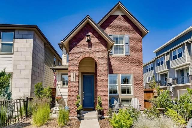 1121 S Logan Street, Denver, CO 80210 (#4456945) :: Compass Colorado Realty