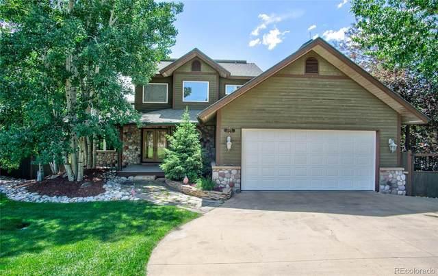 27498 Brandon Circle, Steamboat Springs, CO 80487 (MLS #4457118) :: 8z Real Estate