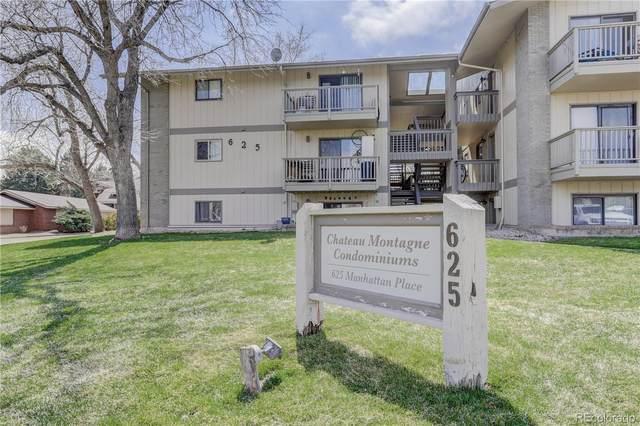625 Manhattan Place #104, Boulder, CO 80303 (#4457353) :: James Crocker Team