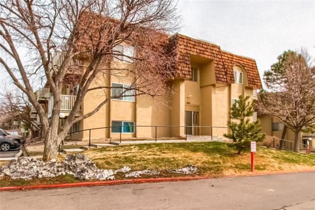 7455 E Quincy Avenue #101, Denver, CO 80237 (MLS #4457771) :: Kittle Real Estate