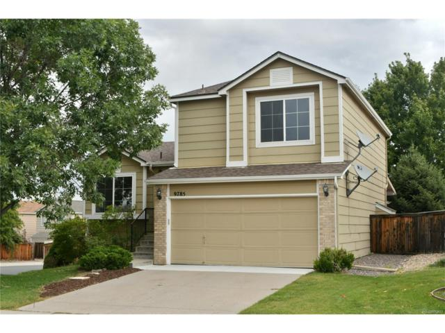 9785 Castle Ridge Circle, Highlands Ranch, CO 80129 (MLS #4458353) :: 8z Real Estate
