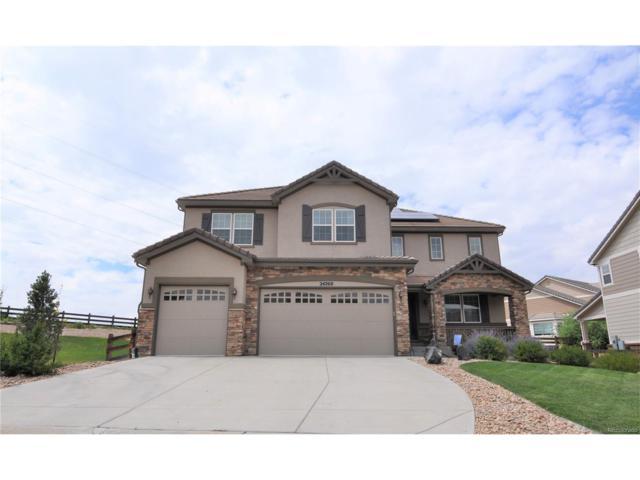 24260 E Moraine Place, Aurora, CO 80016 (MLS #4458984) :: 8z Real Estate