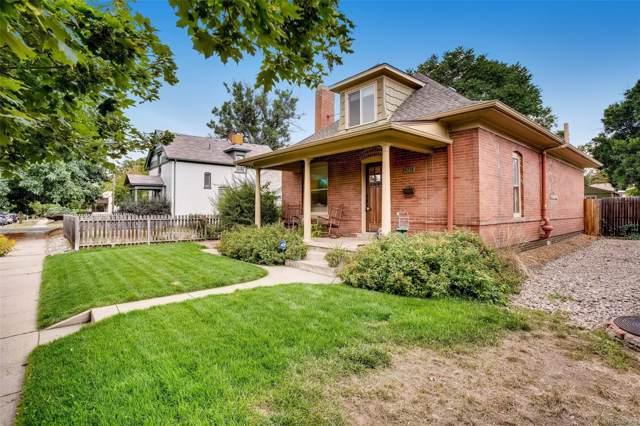 4211 Alcott Street, Denver, CO 80211 (MLS #4459035) :: Bliss Realty Group