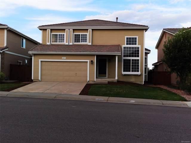 4893 Ashbrook Circle, Highlands Ranch, CO 80130 (#4459171) :: The HomeSmiths Team - Keller Williams