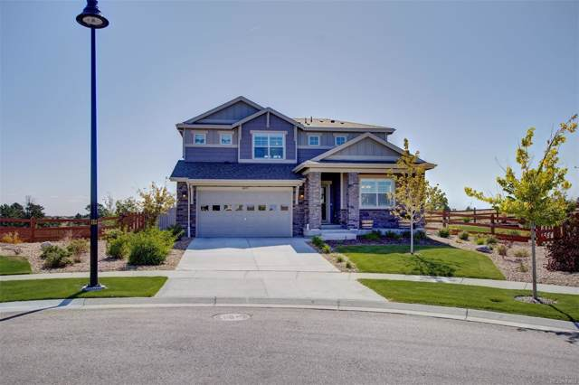 8099 S Fultondale Way, Aurora, CO 80016 (#4459174) :: The DeGrood Team