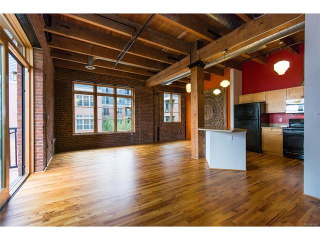 2960 Inca Street #201, Denver, CO 80202 (MLS #4459203) :: 8z Real Estate