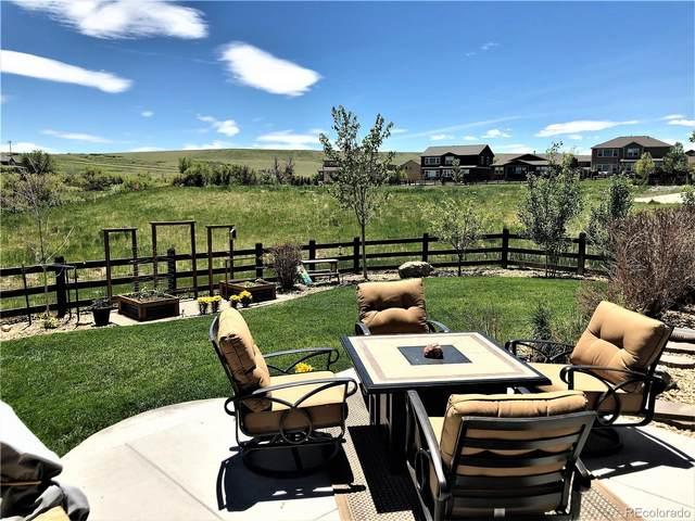 14902 Melco Avenue, Parker, CO 80134 (MLS #4459230) :: 8z Real Estate