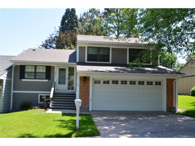 82 S Vance Court, Lakewood, CO 80226 (MLS #4459389) :: 8z Real Estate