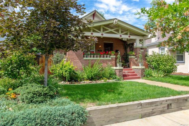 1385 S Lincoln Street, Denver, CO 80210 (#4459627) :: The Peak Properties Group