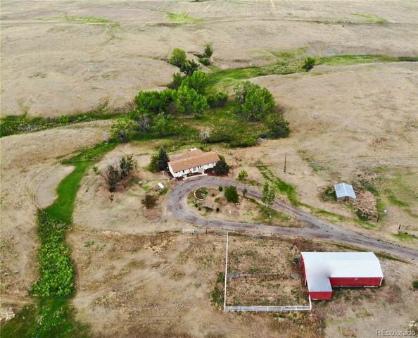 3701 S Brick-Center Road, Bennett, CO 80102 (MLS #4459662) :: 8z Real Estate