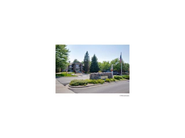 8470 Little Rock Way #101, Highlands Ranch, CO 80126 (#4460637) :: The Peak Properties Group